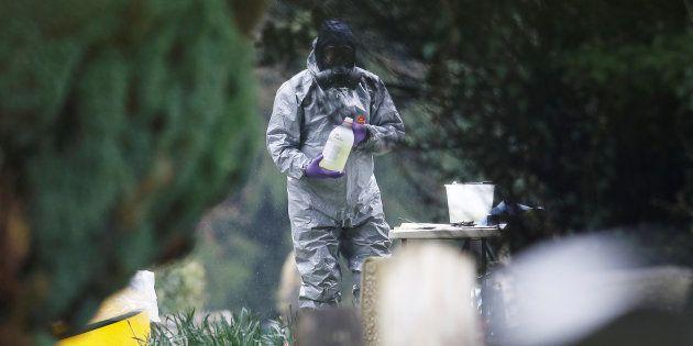 Ex-espion Skripal empoisonné: accusé par Theresa May, la Russie exige l'accès à la substance