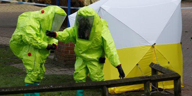 Qu'est-ce que le Novichok, gaz neurotoxique utilisé pour empoisonner l'ex-espion Sergueï
