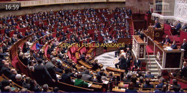 L'Assemblée nationale a adopté la loi anticasseurs mais 50 députés LREM se sont