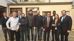 Le vice-premier ministre italien Di Maio a rencontré des gilets