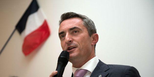 Stéphane Ravier, Sénateur RN des Bouches-du-Rhône et conseiller municipal de