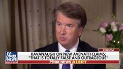 Le candidat de Trump à la Cour suprême évoque sa virginité pour nier les accusations d'agressions