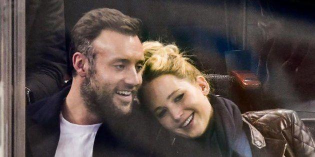 Jennifer Lawrence et Cooke Maroney sont en couple depuis