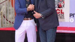 Pitbull est la raison pour laquelle Travolta ne porte plus de
