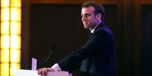 Le 5 février, Emmanuel Macron a pris part au dîner du Conseil de coordination des organisations arménienne...