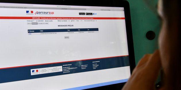 Parcoursup: la fac de Guadeloupe contrainte de révéler ses algorithmes (Photo d'illustration prise le...