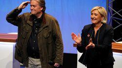 À ceux qui enterrent Marine Le Pen, Steve Bannon prédit qu'ils font la même erreur que ceux qui ont sous-estimé