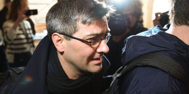 Julien Coupat, soupçonné d'être le meneur