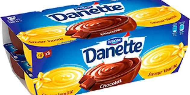 Les lots de Danette rappelés par Danone ne présentent finalement aucun risque pour la santé