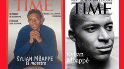 À 15 ans, Mbappé se voyait déjà à la une de