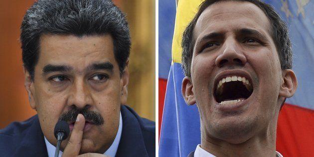 Le Venezuela crée un nouveau rideau de fer entre l'Est et