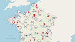 Une carte interactive pour aider les lycéens à choisir leur formation sur