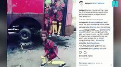 Un simple message de Rihanna a rendu ces enfants danseurs du Nigéria très
