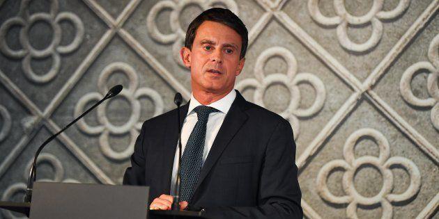 Manuel Valls officialise sa candidature à la mairie de Barcelone et va démissionner de son poste de