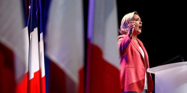 Marine Le Pen peut-elle gagner les européennes sans un