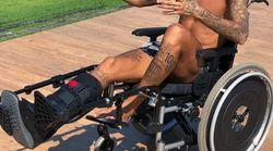 L'hommage douteux de Neymar à Stephen