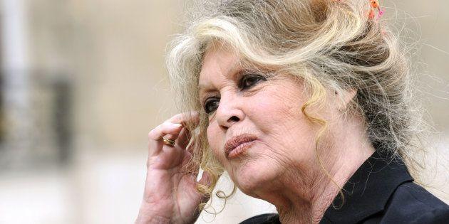 Brigitte Bardot dément avoir annoncé sa candidature aux européennes (Photo prise le 27 septembre 2007...
