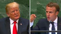 À l'ONU, le discours de Macron répond (encore) point par point à celui de