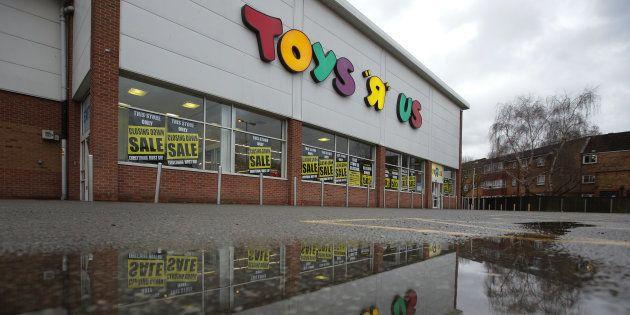 Toys 'R' Us va liquider ses 735 magasins aux Etats-Unis, 33.000 emplois en
