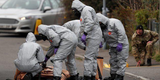 Ex-espion empoisonné: la France accuse à son tour la