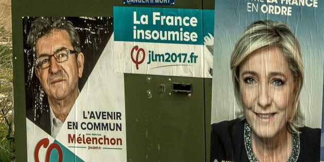 Ce que Wauquiez, Melenchon et Le Pen ont en