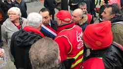 Le député FN Sébastien Chenu agressé en marge d'une manifestation à