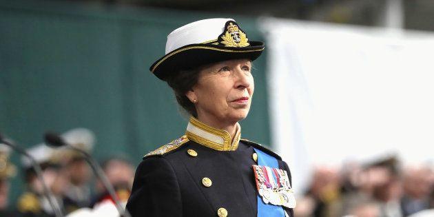 La Princesse Anne du Royaume-Uni, semble favoriser les