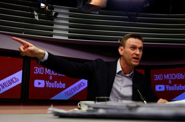 Élection présidentielle en Russie : les 7 candidats fantoches face à