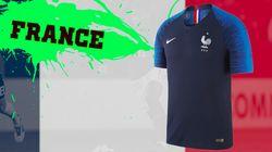 À quoi ressembleront les maillots de votre équipe préférée au