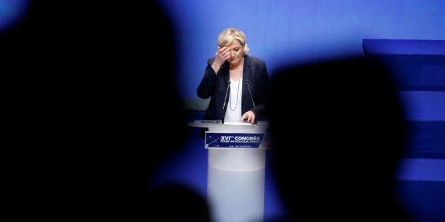 Assistants parlementaires: le Parlement européen alourdit la facture du Front national de 2 millions