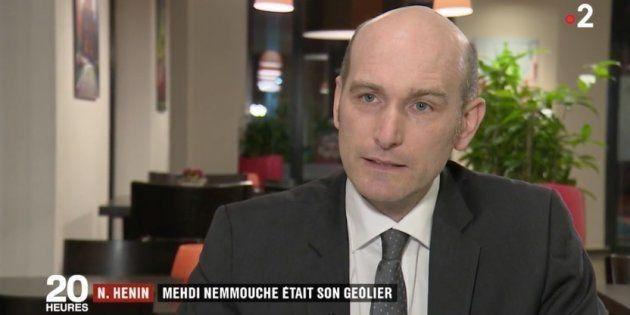 Nicolas Hénin (ici sur France 2) a témoigné au procès de Mehdi Nemmouche ce 7