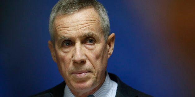 François Molins (ici en novembre 2015) bientôt remplacé: l'intervention de l'Élysée dans le choix de...