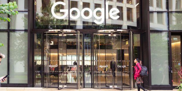 Notre ambition chez Google, aider chaque individu à s'épanouir par l'accès à la