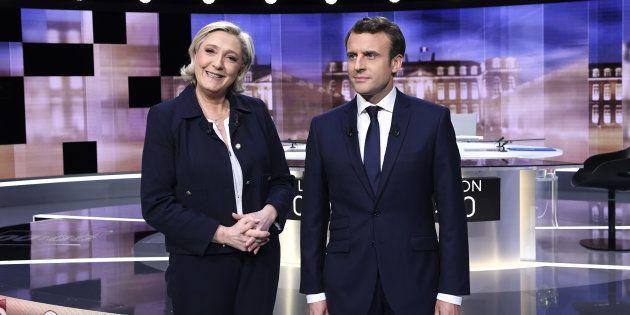 Marine Le Pen est prête pour un nouveau débat face à Emmanuel Macron, seize mois après une première confrontation...