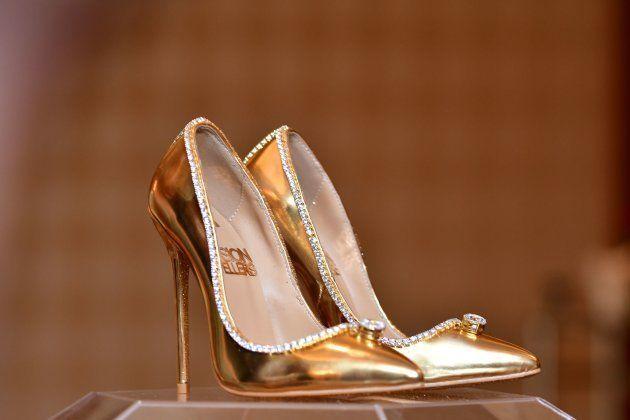 Cette paire de chaussures coûte 17 millions de