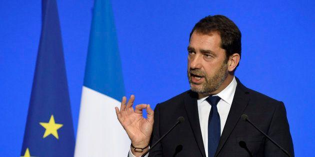 Matteo Salvini l'invite à Rome, Christophe Castaner lui répond sèchement (Photo prise le 10 janvier à