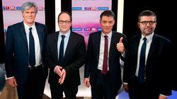 Olivier Faure et Stéphane Le Foll en tête après le premier tour de l'élection du premier secrétaire du