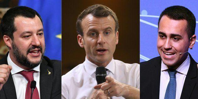 La coalition populiste au pouvoir en Italie est entrée dans un affrontement inédit avec le gouvernement...