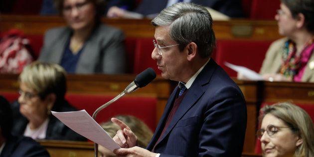 Vivement opposé à la loi anti-casseurs, le député centriste Charles de Courson