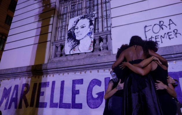 L'assassinat de Marielle Franco, élue noire, fait descendre des milliers de Brésiliens dans les