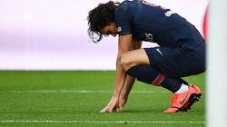Après Neymar, le PSG devra aussi se passer de Cavani contre Manchester