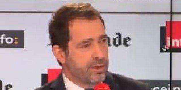Christophe Castaner sur France Inter/Francetvinfo/Le Monde le 10 février