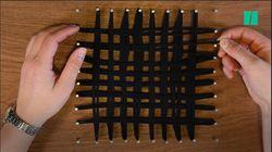 Comment recycler ses collants filés en un tawashi, une éponge