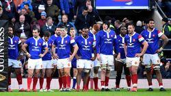 Le XV de France lourdement battu en Angleterre