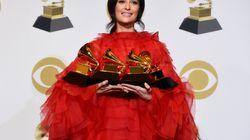 Qui est Kacey Musgraves, gagnante de l'album de l'année aux Grammy