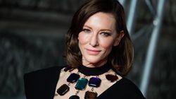Ce détail de la tenue de Cate Blanchett aux Bafta a intrigué les fans de