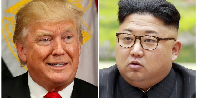 Donald Trump / Kim Jong