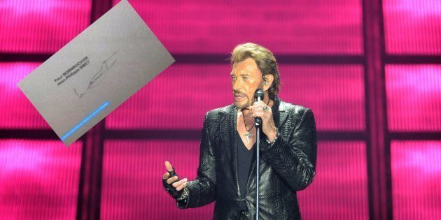 Album posthume de Johnny: BFM révèle les 10 titres validés par le