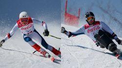 Deux Français remportent l'argent et le bronze en slalom à