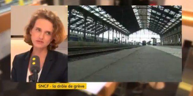 Grève SNCF: la députée LREM Céline Calvez espère que la galère des transports sera un